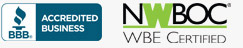 Accredited Business | NWBOC WBE Certified | Secured by GeoTrust