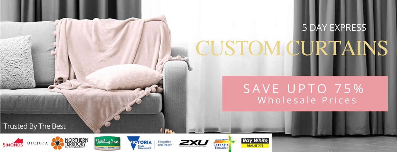 Wholesale 5 Day Express Custom Made Curtains Australia