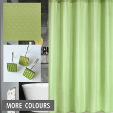 Lime Green Shower Curtain | Quickfit Blinds and Curtains