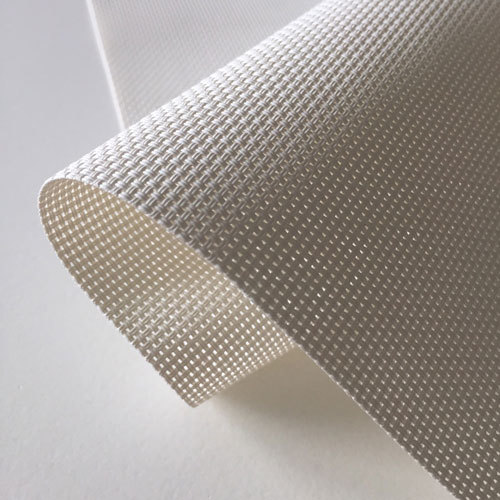 Screen Blind material Ivory | Quickfit Blinds and Curtains
