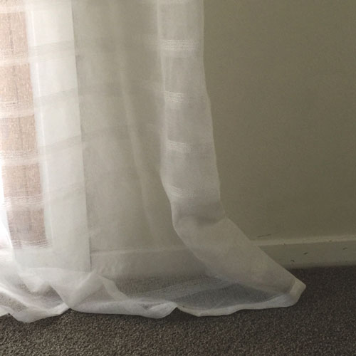Long White Curtains | Quickfit Curtains